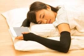 クリームも化粧水も要りません。寝ている間にラクチン肌ケア!