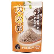 5種の黒色食材+玄米、美味しい「天六穀90g」 / 天六穀