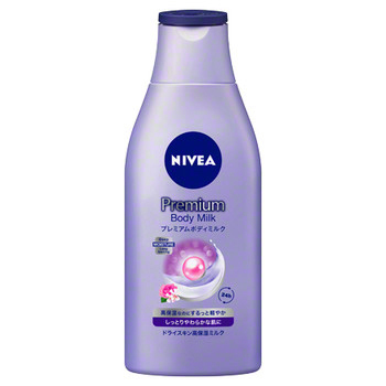 Premium Body Milk / NIVEA | 妮維雅