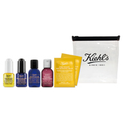 2017 NEW YEAR Kiehl's 24 Hour Oil Start Kit / KIEHL'S SINCE 1851 | 契爾氏