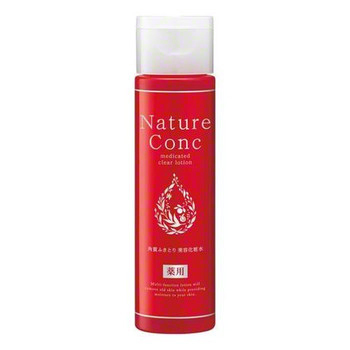 Nature Conc 藥用淨透化妝水 / Naris Up Cosmetics