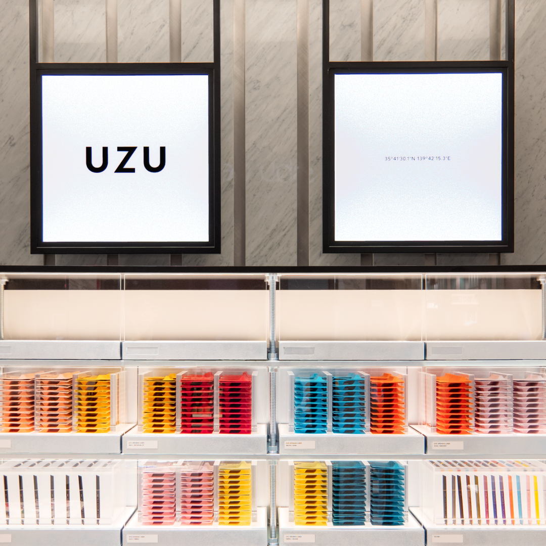 11月20日(水)、UZU国内初の直営店を伊勢丹新宿店本館1階にOPEN