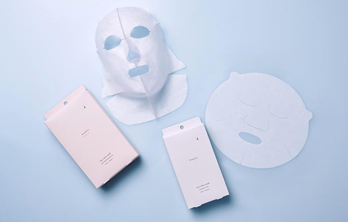 乾燥が気になるときのスペシャルケアに!エイジングケアシリーズからフェイスマスクが新登場