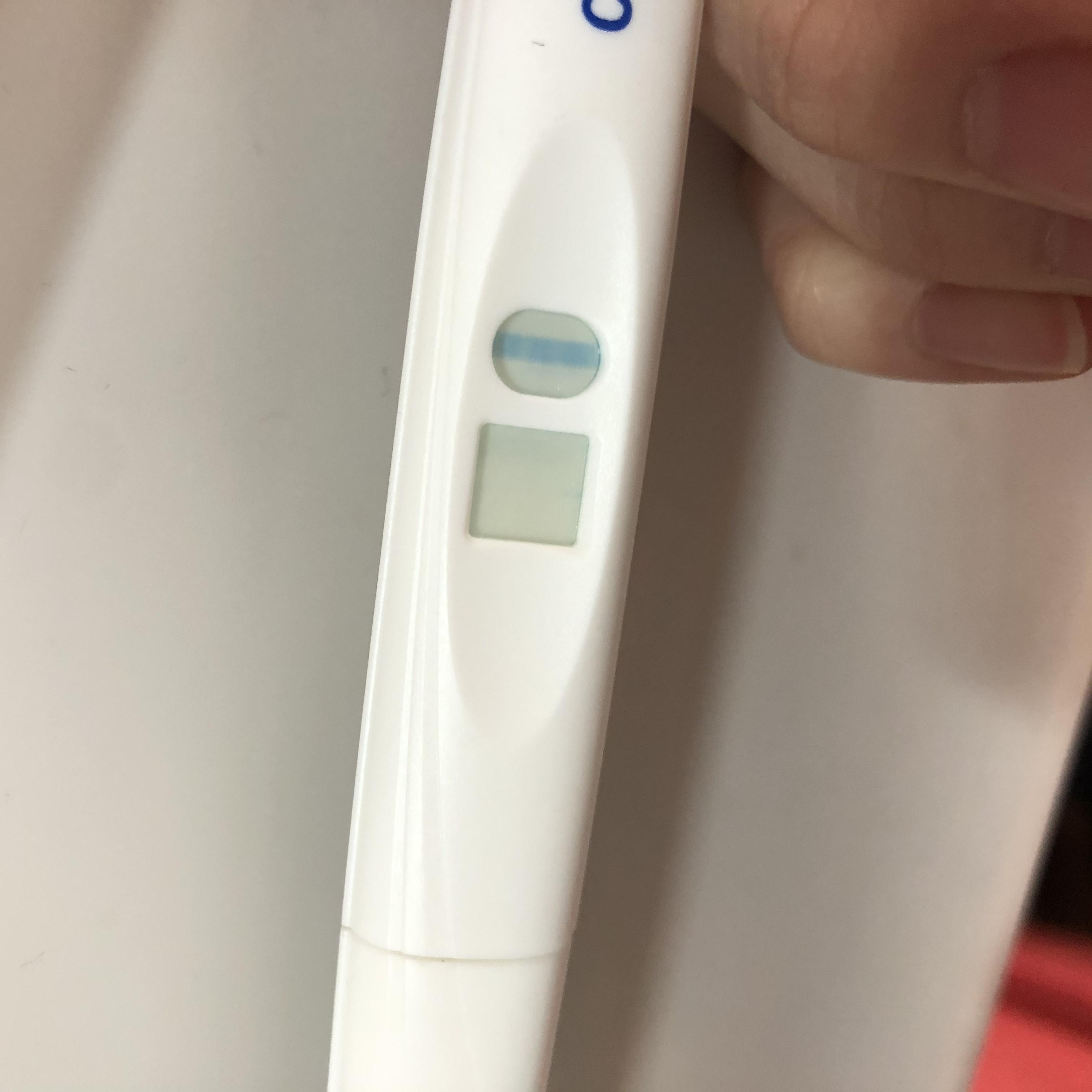 クリアブルー 陰性 妊娠していた