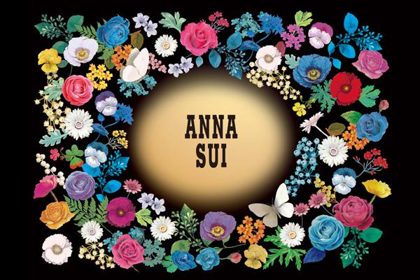 【大阪開催】7月12日(水)11:00~『ANNA SUI(アナ スイ)』説明会兼選考会を開催!