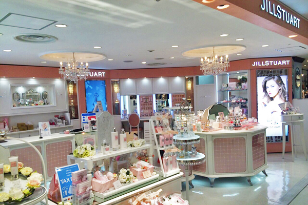 JILL STUART BEAUTY ルミネ池袋店美容部員アルバイト・パートの求人の店内写真2