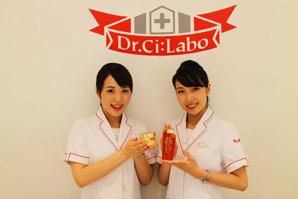 ドクターシーラボ 京王百貨店 新宿店美容部員・化粧品販売員契約社員の求人のスタッフ写真4