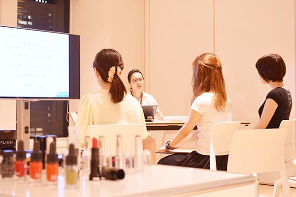 銀座エリア Panasonic Beauty体験型店舗(今秋オープン予定)美容部員・化粧品販売員(パナソニックビューティの美容家電アドバイザー)正社員の求人のサービス・商品写真5