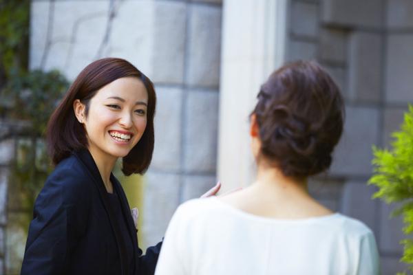 南青山ル・アンジェ教会ウェディングプランナー・支配人人材紹介の求人のスタッフ写真1