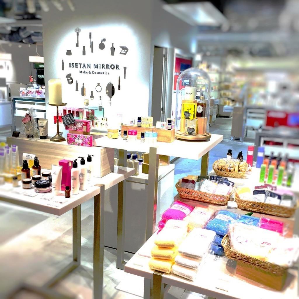 【銀座・丸の内】百貨店・専門店美容部員(ビューティアドバイザー)派遣の求人の写真