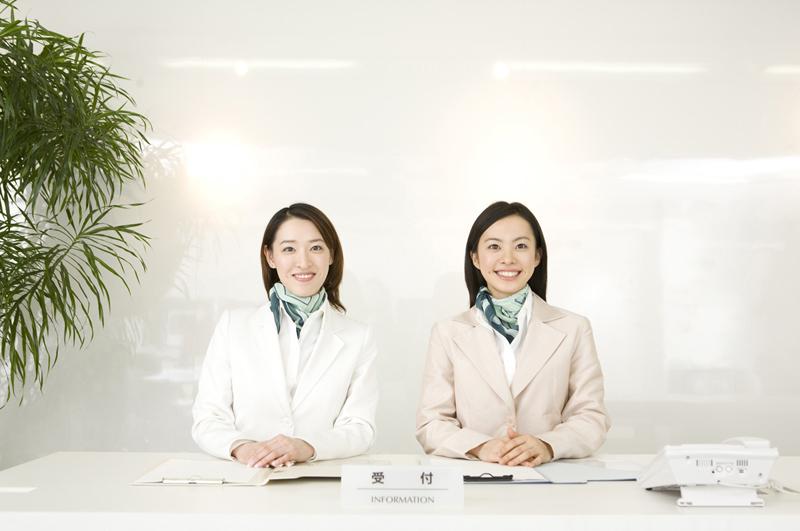 【銀座】美容クリニック受付・フロント(コンシェルジュ)正社員の求人の写真