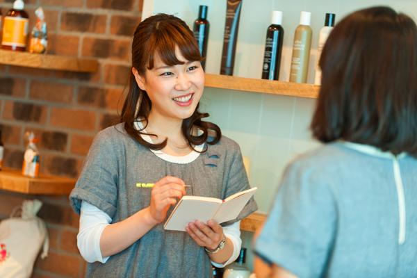 【名古屋エリア】百貨店・専門店などの商業施設美容部員・化粧品販売員(『ジョンマスターオーガニック』ビューティアドバイザー)派遣の求人の写真