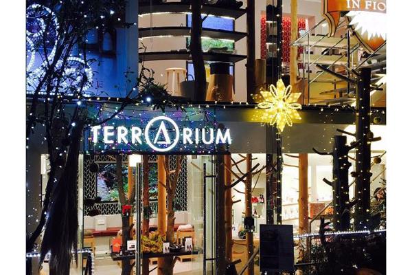 テラリウム 表参道美容部員(販売スタッフ)契約社員の求人の店内写真3