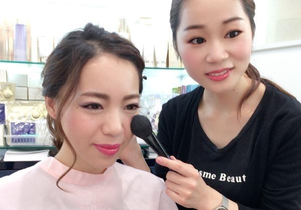 Kcosme Beaute(Kコスメ・ボーテ)アピタタウン金沢ベイ店美容部員(ビューティーアドバイザー)正社員/アルバイト・パートの求人のスタッフ写真1