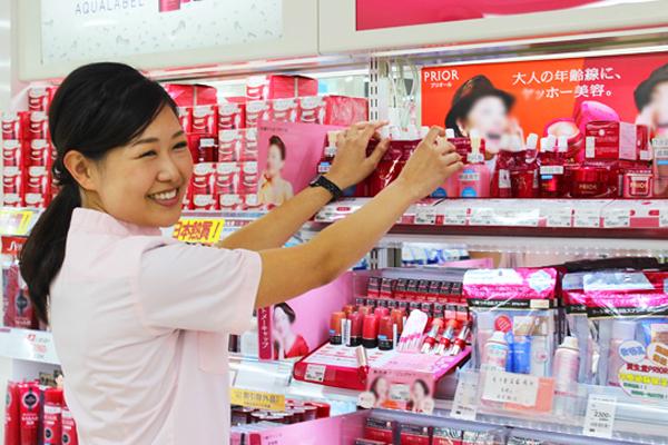 池田店美容部員正社員,契約社員,アルバイト・パートの求人の写真
