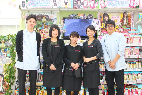 池田店美容部員正社員,契約社員,アルバイト・パートの求人のスタッフ写真3