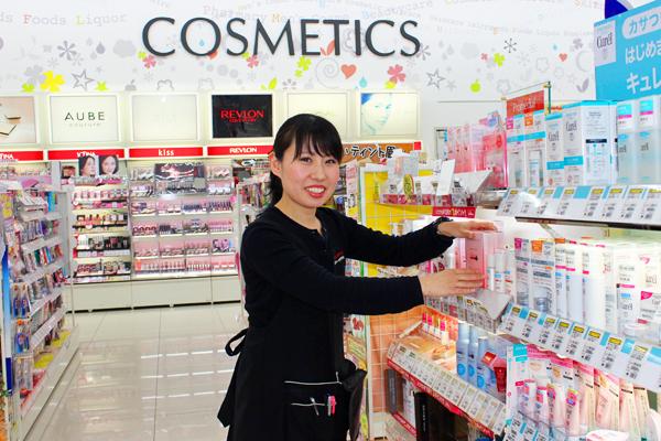 池田店美容部員正社員,契約社員,アルバイト・パートの求人のスタッフ写真6