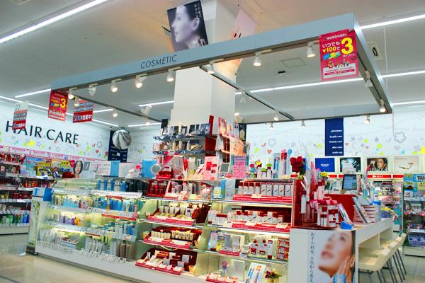 池田店美容部員正社員,契約社員,アルバイト・パートの求人の店内写真2