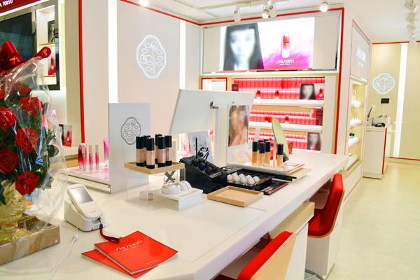 エルメ・ド・ボーテ 銀座店美容部員・化粧品販売員正社員,アルバイト・パートの求人の店内写真2