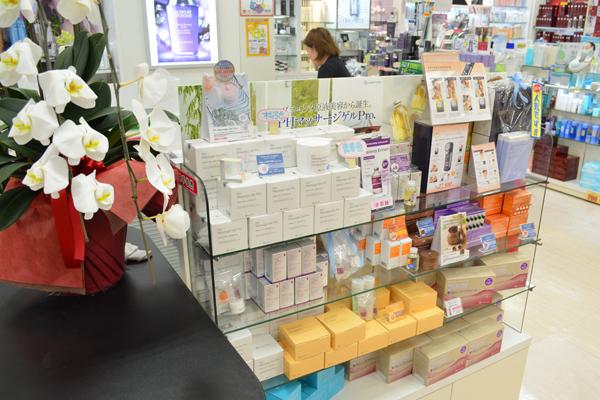 エルメ・ド・ボーテ 銀座店美容部員・化粧品販売員正社員,アルバイト・パートの求人の店内写真1