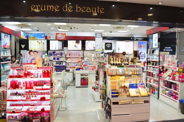 エルメ・ド・ボーテ 銀座店美容部員・化粧品販売員正社員,アルバイト・パートの求人の店内写真5