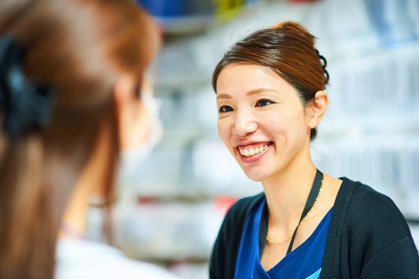 秋葉原スキンクリニック美容看護師正社員の求人のスタッフ写真1