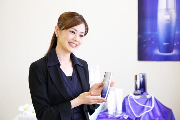 ノエビア 営業拠点・東京美容カウンセラー(美容スタッフ・美容カウンセラー)正社員の求人の写真