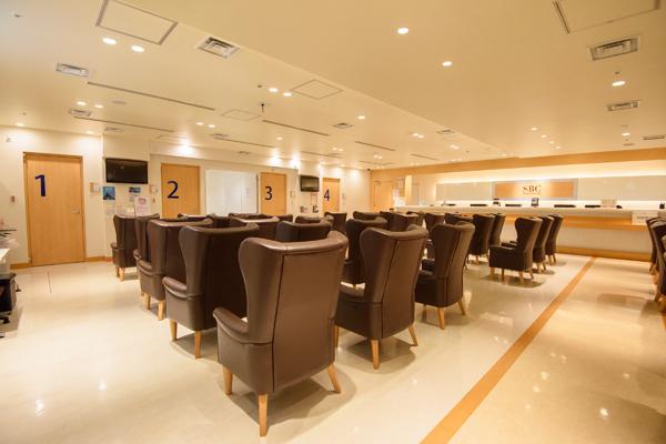 湘南美容外科クリニック 新宿コールセンターコールセンター・電話オペレーター正社員の求人の店内写真3
