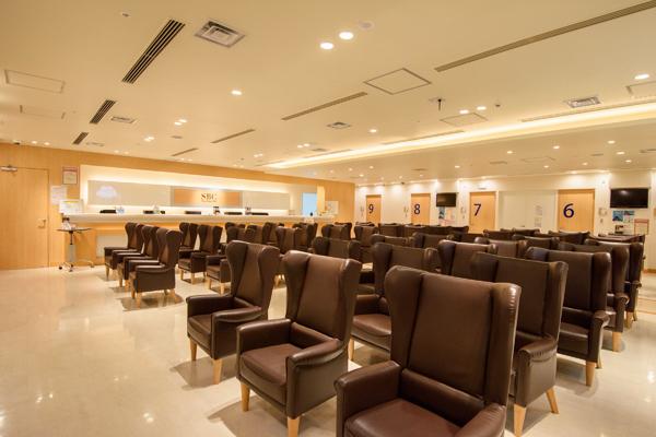 湘南美容外科クリニック 新宿コールセンターコールセンター・電話オペレーター正社員の求人の店内写真4
