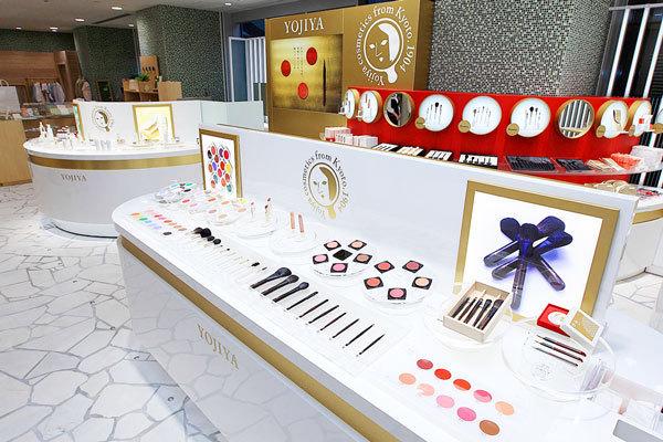 よーじや 渋谷ヒカリエShinQs店美容部員(ビューティアドバイザー)契約社員の求人の写真