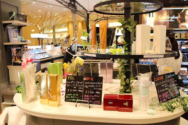 フルーツギャザリング 東京駅 グランスタ店(4/27 NEW OPEN)美容部員(販売スタッフ)契約社員,アルバイト・パートの求人の店内写真2