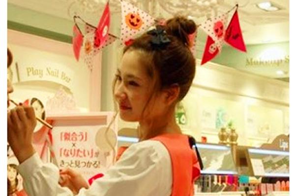 ETUDE HOUSE 原宿・竹下通り本店美容部員(エチュードハウス専属メイクアップアーティスト)正社員,契約社員の求人のスタッフ写真2