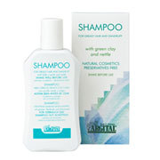 Shampoo for Greasy Hair and Dandruff / ARGITAL