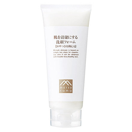 Cleansing Foam (Dryness Control) / HADASEI Men's Series