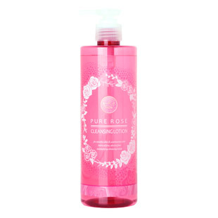 Pure Rose Cleansing Lotion / Santa Marche