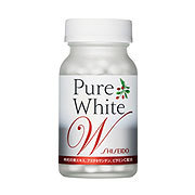 Pure White W (tablets) / Shiseido Beauty Foods