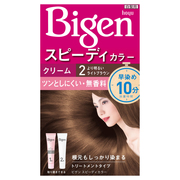 Speedy Color Cream Type / Bigen
