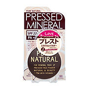 Pressed Mineral Powder / ELIZABETH