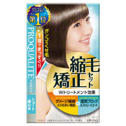 Japanese Relax Perm Set (for Short Hair) / PROQUALITE