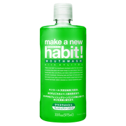 Make a New Habit! Mouth Wash / make a new habit !