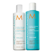 Extra Volumize Shampoo/Conditioner / Moroccanoil