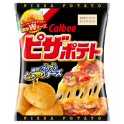 Pizza Potato / Calbee