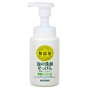 Additive-Free Top Quality Foam Face Soap / MIIYOSHI