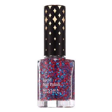 The Style Nail Polish Dazzling