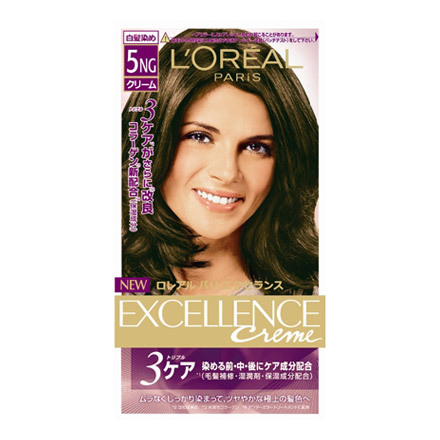 Excellence Hair Color Cream Type / L'ORÉAL PARiS