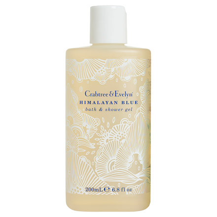 Himalayan Blue Bath & Shower Gel / Crabtree&Evelyn