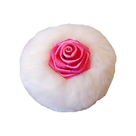 Elegant Rose Puff / MarryMemory