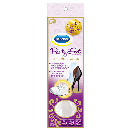 Party Feet  Sneakers Feel / Dr. Scholl