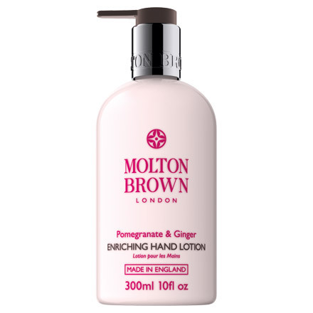 Pomegranate & Ginger Hand Lotion / MOLTON BROWN