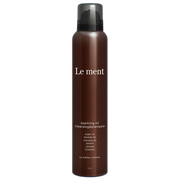 sparkling oil cleansing & shampoo / Le ment